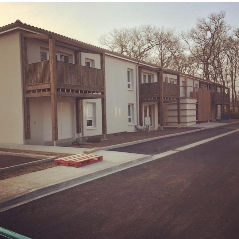 Construction de logement à Cadaujac (33)