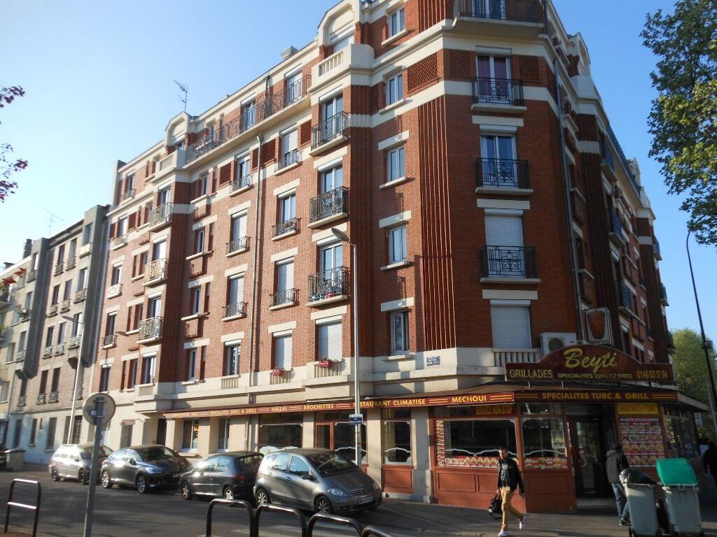 Cachan façade