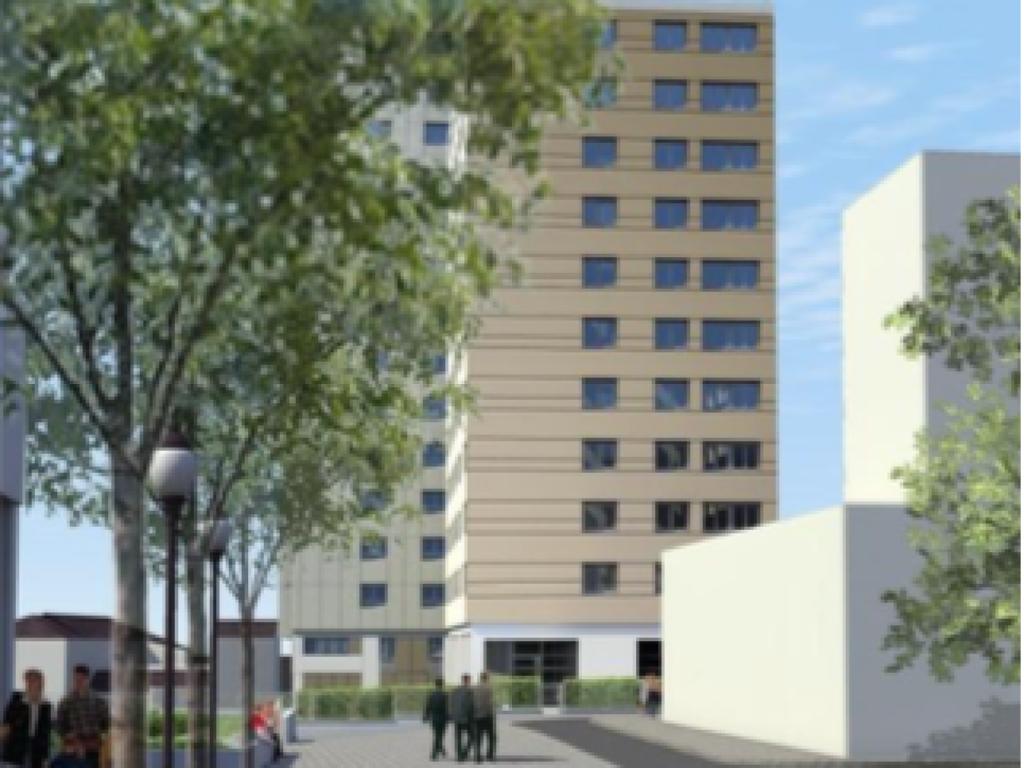 Montmagny façade