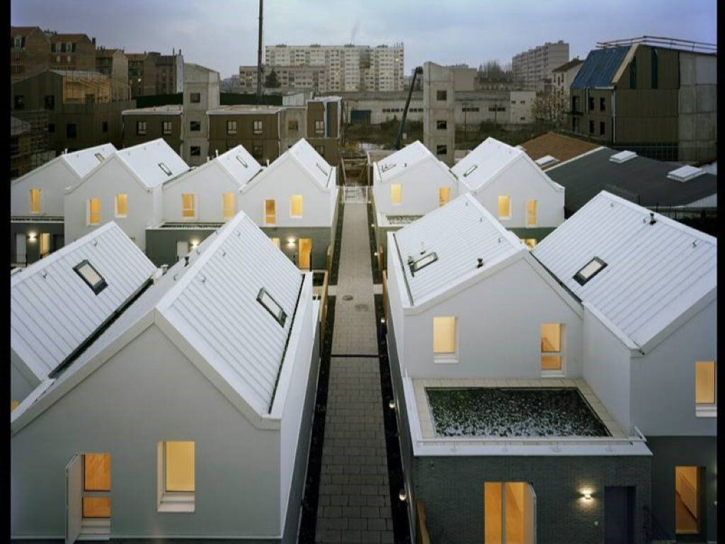 Aubervilliers maisons individuelles