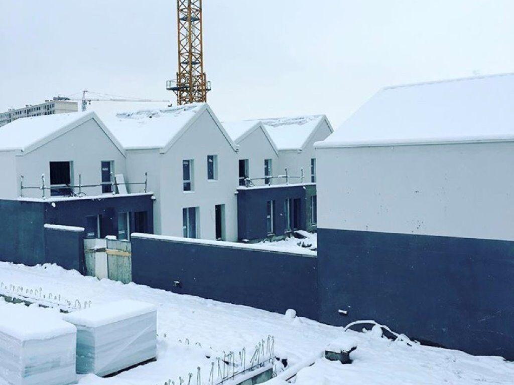Aubervilliers neige