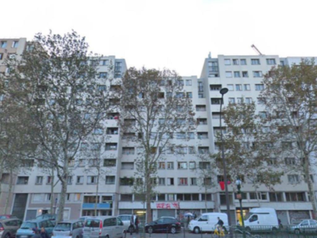 Paris 18 façade