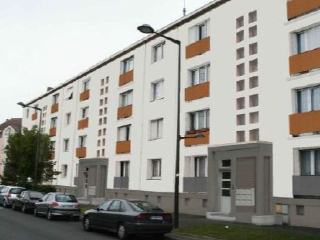 villetaneuse façade